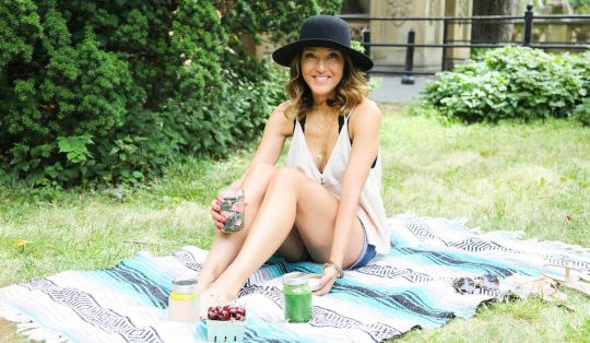 An Easy 1-Week Cleanse: A Quick 7 Days Of Clean Eating From Candice Kumai