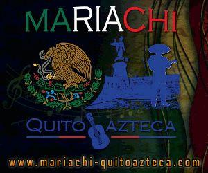 Mariachis en Quito con la mejor interpretación de música mexicana en Quito capital del Ecuador con su Mariachi Quito Azteca, brindamos nuestros servicios de serenatas y shows gracias a nuest...