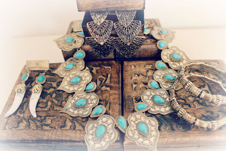 Samantha Wills Collection Bohemian Huntress. Boho Luxe Accessories