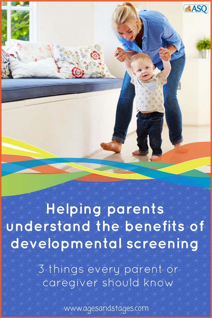 Before You Introduce Make Sure Parents Understand Three Things What Screening Is Why Its Important And The Benefits Are