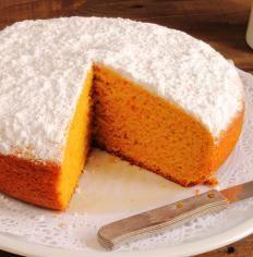 Ricetta Torta all'arancia Bimby