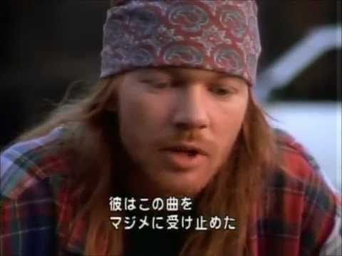 Guns N Roses Making F@kin' - Estranged