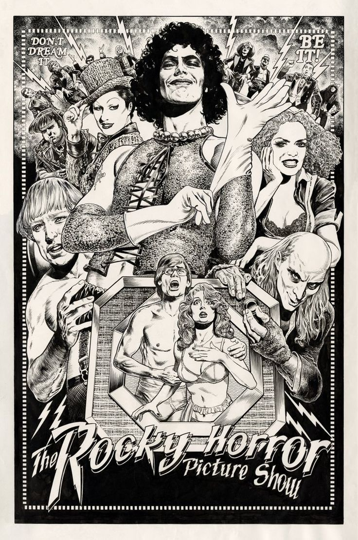 The Rocky Horror Picture Show by Chris Weston