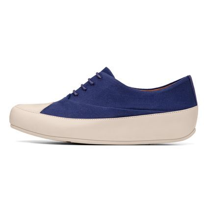 Dué™ Oxford Canvas French Navy