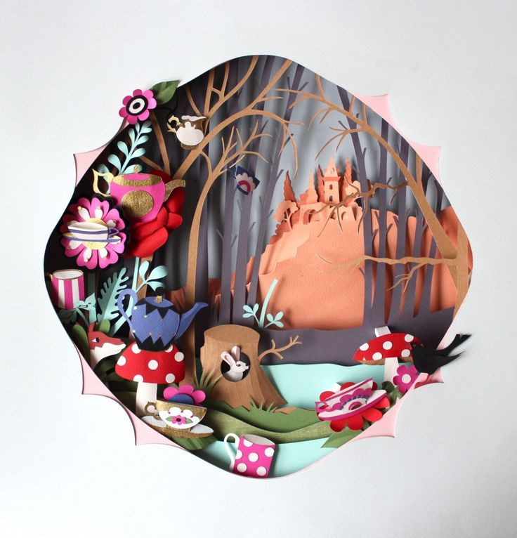 Paper Craft by Helen Musselwhite