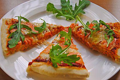 Original Pizzateig (Rezept mit Bild) von memphisbelle   Chefkoch.de