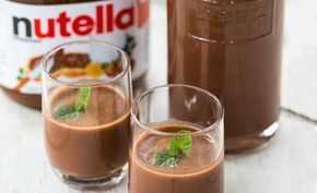 Nutella + Wodka = LECKER!!!