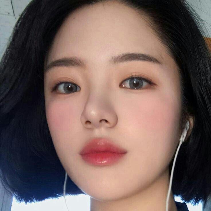 # ulzzang # makeup