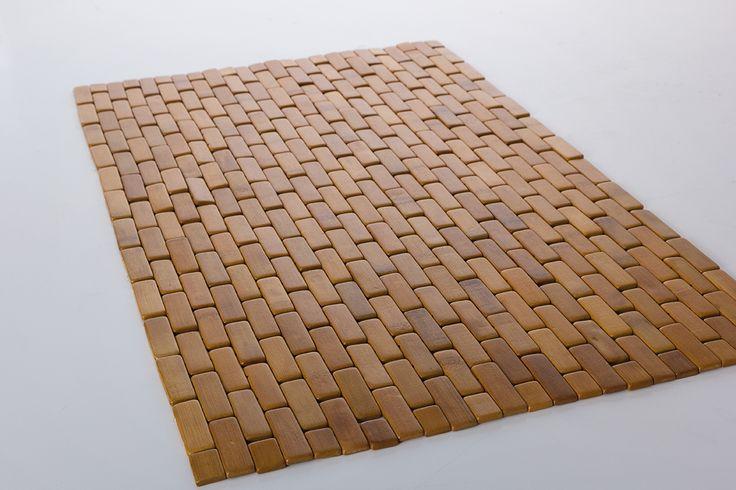 Mosaic. 100% bamboo.