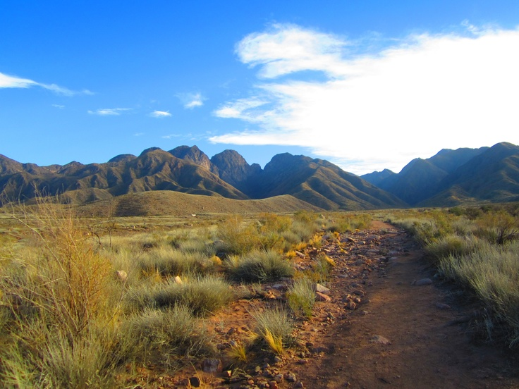 The Quebrada de los Berros, Mendoza province - just outside of the capital.  Great for hikes and general craggy valley exploration!