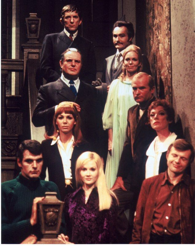 Original Dark Shadows Cast | 60's and 70's TV Shows ...