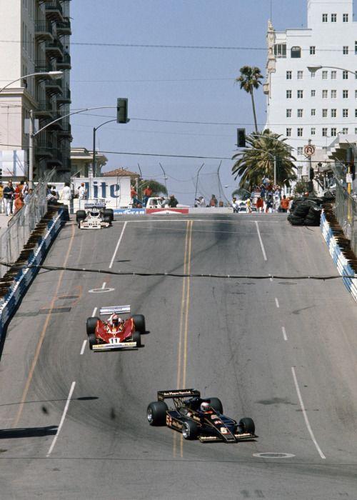 Dodane tagi: Mario Andretti, Lotus, Niki Lauda, Ferrari, 1977.