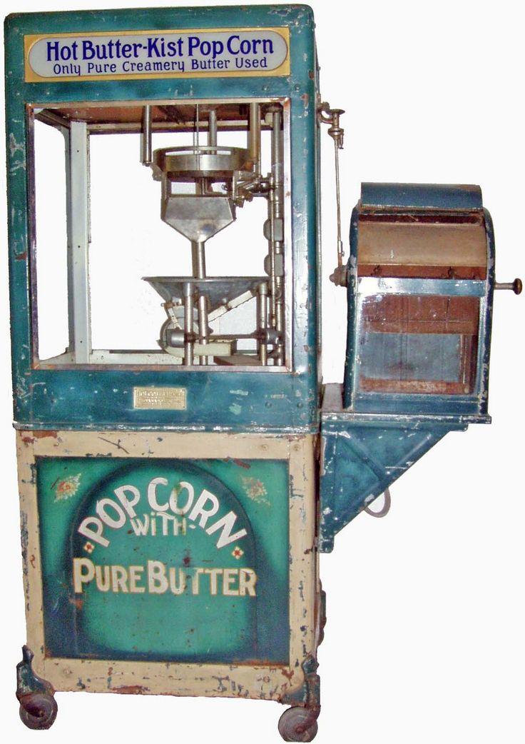 Star popcorn machine parts Popcorn, Popcorn cart