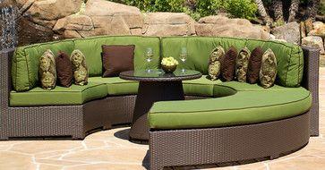 Angersteins Design Center - traditional - outdoor chaise lounges - philadelphia - Angerstein's Lighting & Design Center