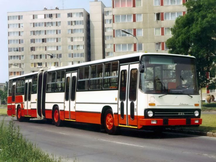 Ikarus 284 '1986–91