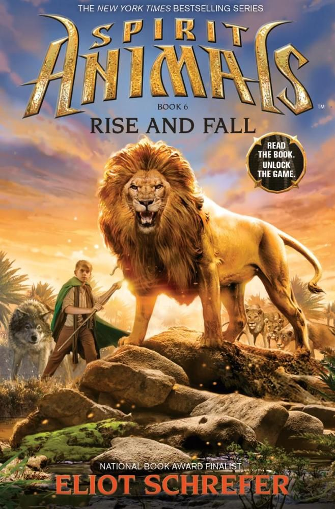 Rise and Fall : Spirit Animals : Book 6 - Eliot Schrefer