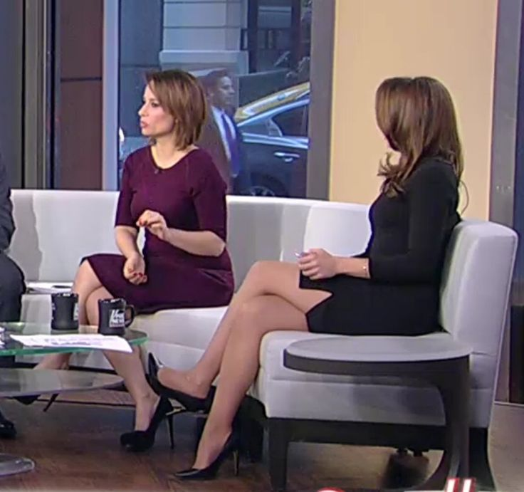 Jedediah Bila And Julie Roginsky Sexy Legs On Outnumbered