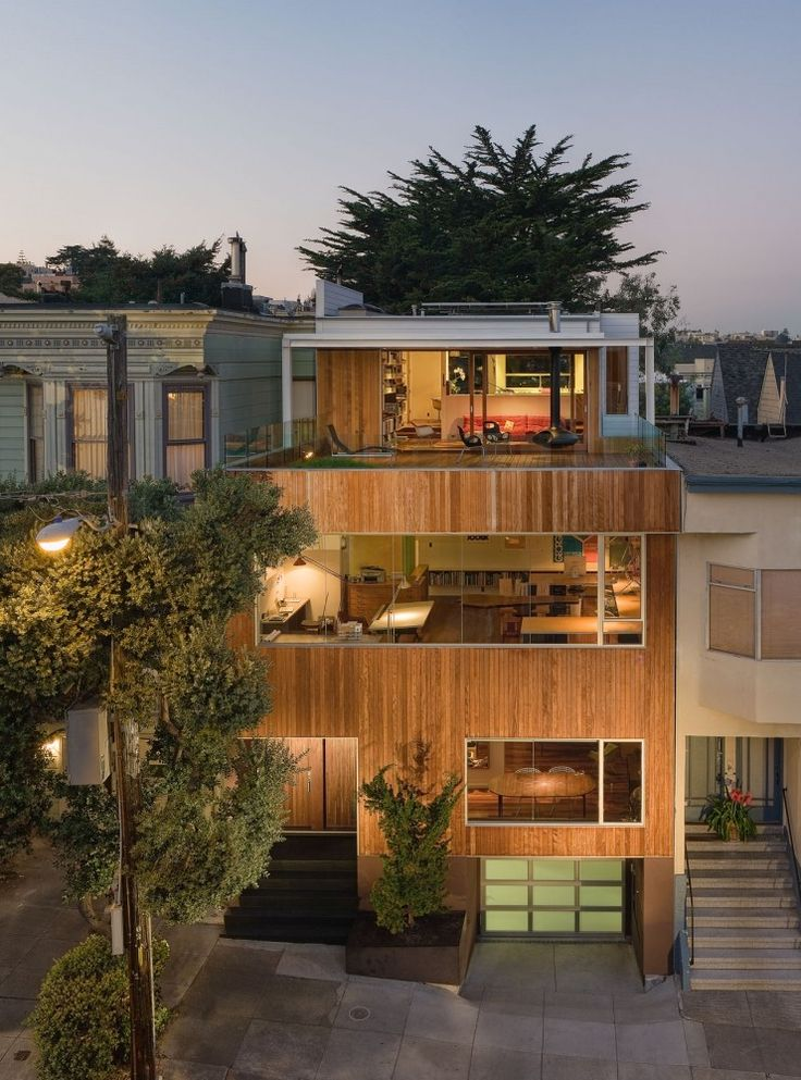 Beaver Street Reprise / Craig Steely Architecture, San Francisco, CA, USA