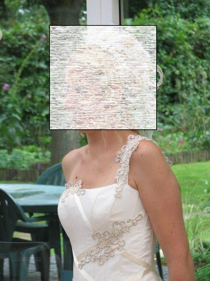 Robe de mariée Matrimonia de chez Morelle Mariage d'occasion