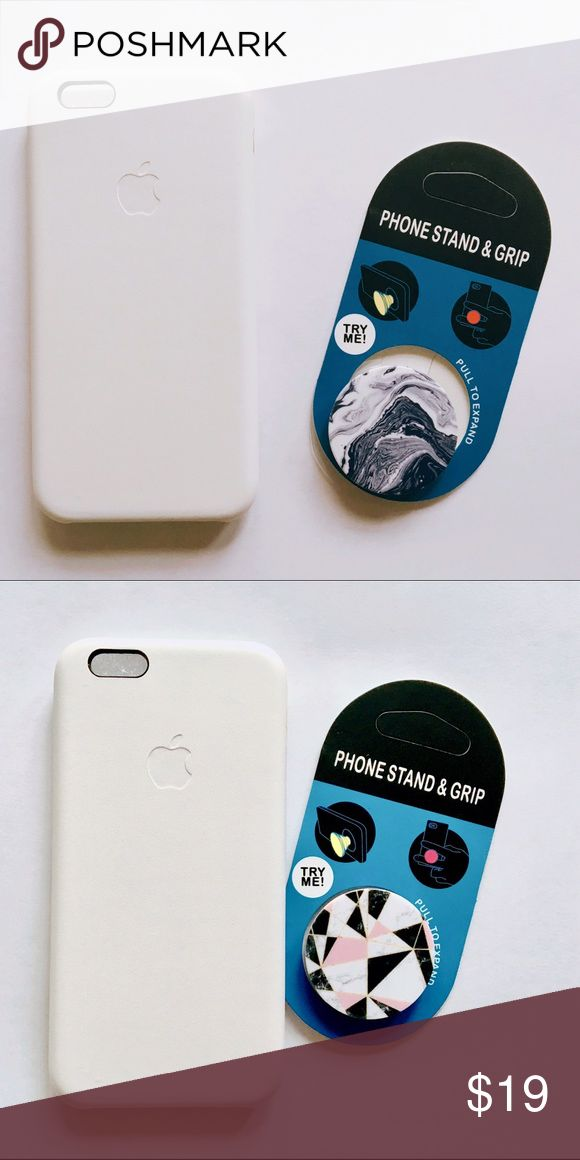 how to put on a popsocket on your phone case