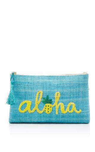 Kayu Aloha clutch