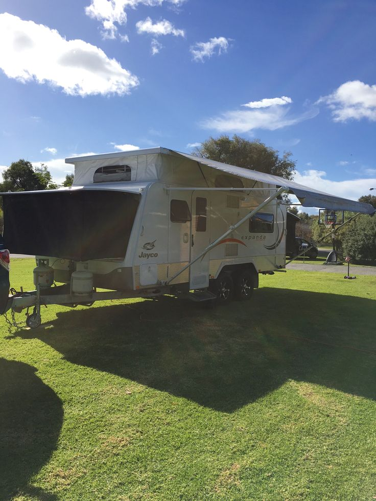 HIRER FEEDBACK FROM PERTH!! The Jayco Expanda was fantastic for our family of 5. will definitely be hiring again