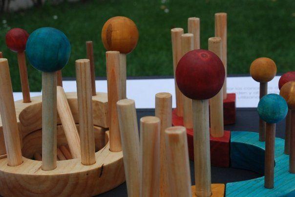 juguete de ensamblaje , concepto relacionado al método montessori