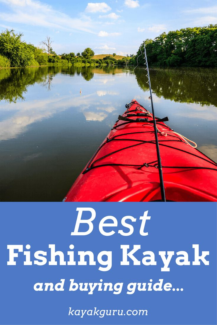 A review of the best fishing kayaks available...along with a detailed buying guide.