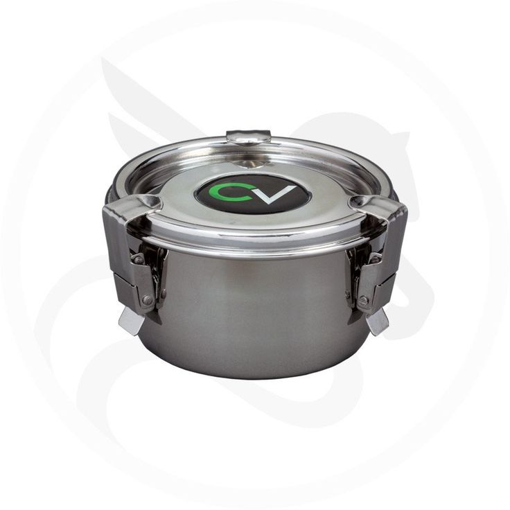 CVault Storage Container (Large) Canada - The Herb Cafe