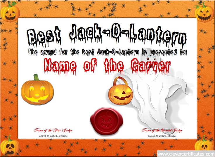 9 best halloween templates images on pinterest halloween stencils best jack o lantern certificate designer free halloween templates you yelopaper Gallery