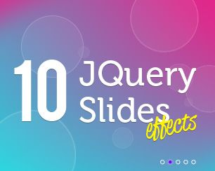 15 Fresh Jquery Slides
