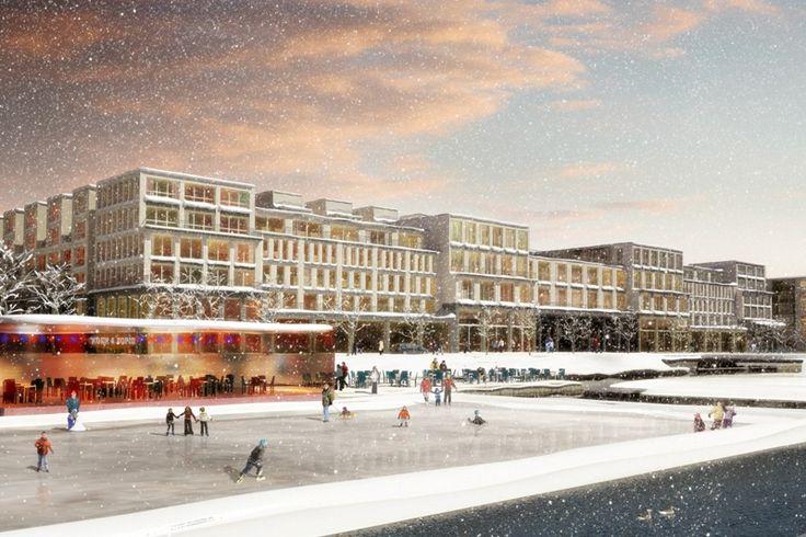 Kernwinkelgebied, Utrecht - KENK architecten