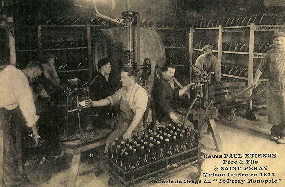 Historia #SaintPeray, #Ardeche, #Francia