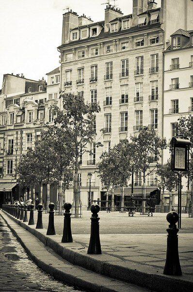 place Dauphine - Paris 1er