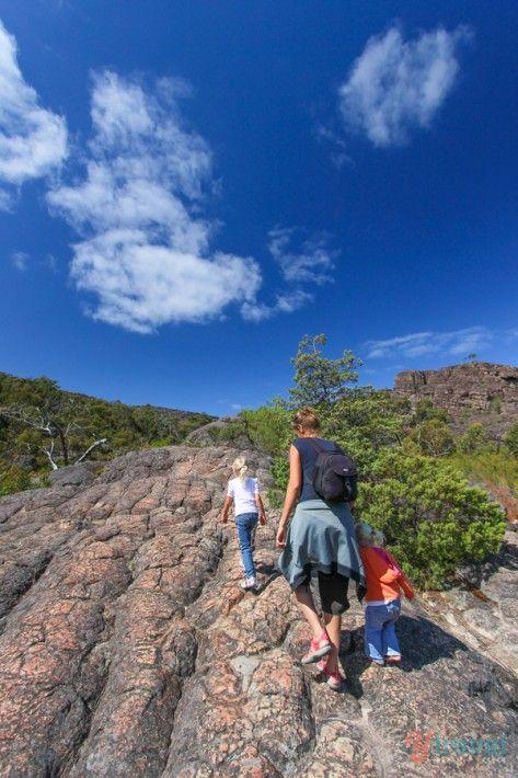 Hiking in The Grampians - Victoria, Australia