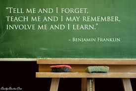 quote tell me and i forget - Google Search