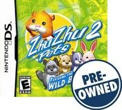 ZhuZhu Pets 2: Featuring the Wild Bunch — PRE-Owned - Nintendo DS