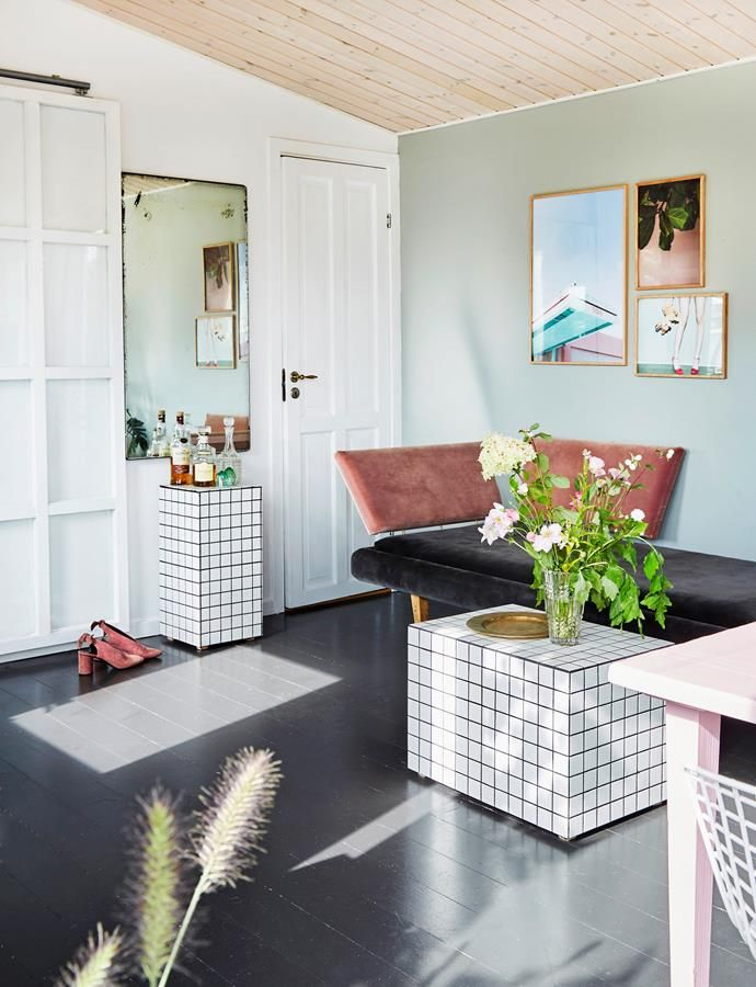 Cecilie shares Scandi style summer house in