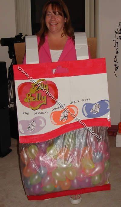 Jelly Bean Halloween Costume