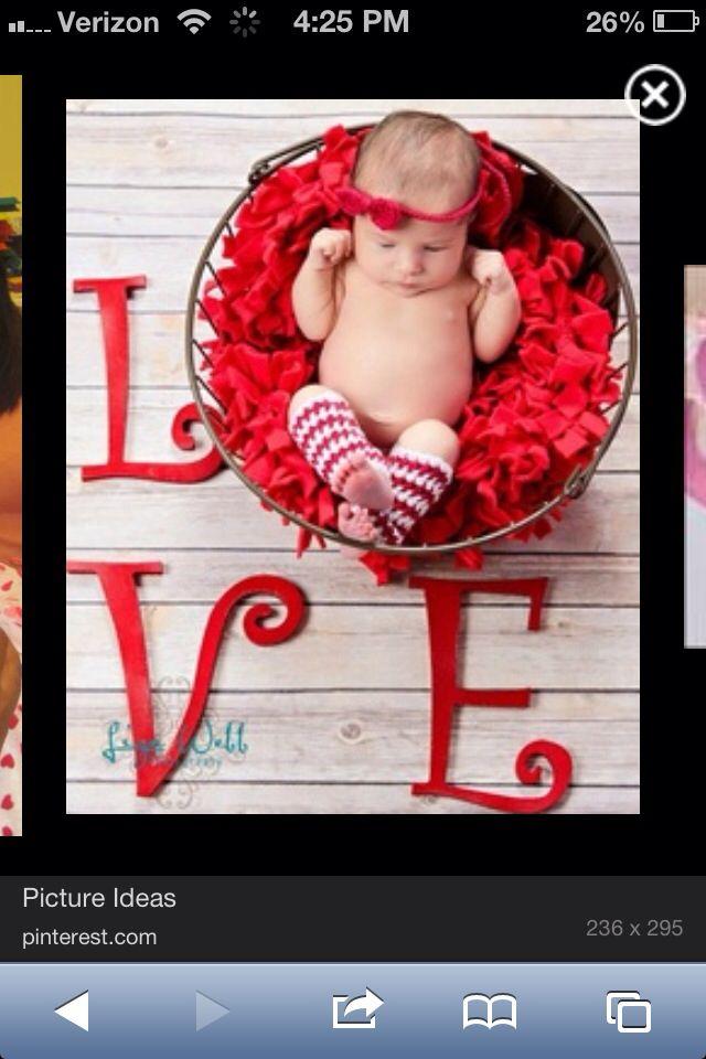 February newborn pictures