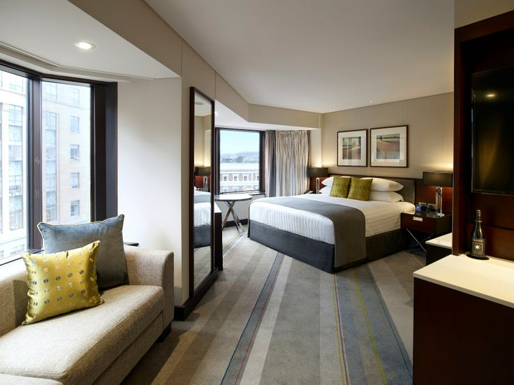 Relax and indulge in a new King Deluxe Spa Guestroom.