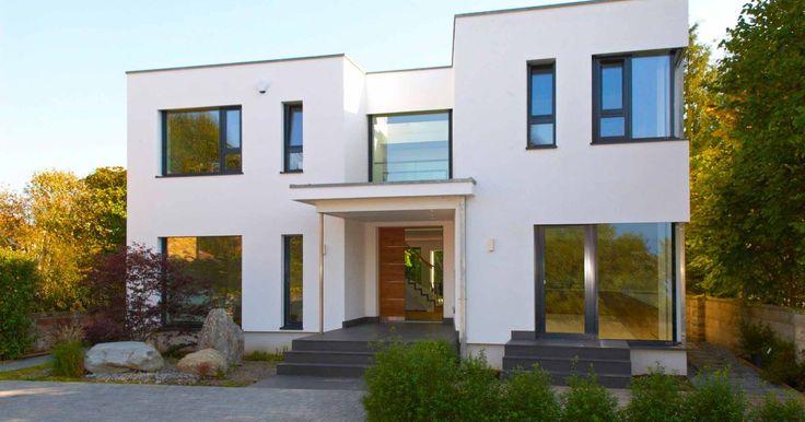 Modernes Holzhaus Jackson - Außenansicht