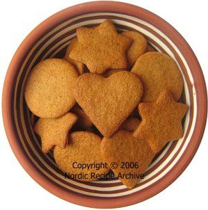 Spicy gingerbread cookies | COOKIES | Pinterest