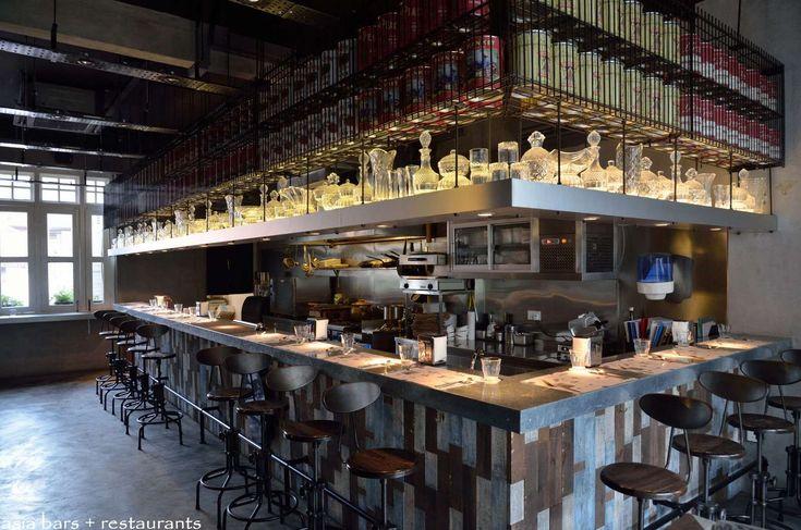 Kitchen Bar Restaurant