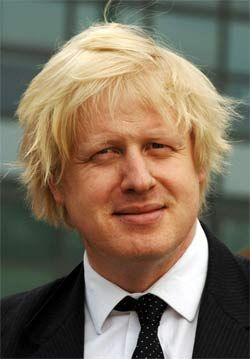 Boris Johnson - Mayor of London,  Politician & TV Presenter