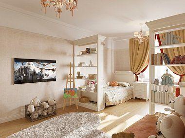 Σχεδιάστε ένα παιδικό δωμάτιο