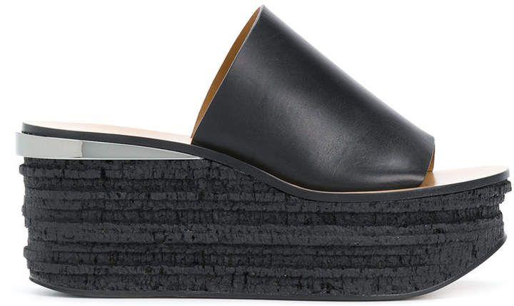 0b564dff115 Chloé high platform sandals
