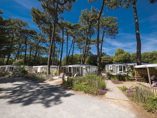Camping Yelloh Village Le Littoral - Campings France