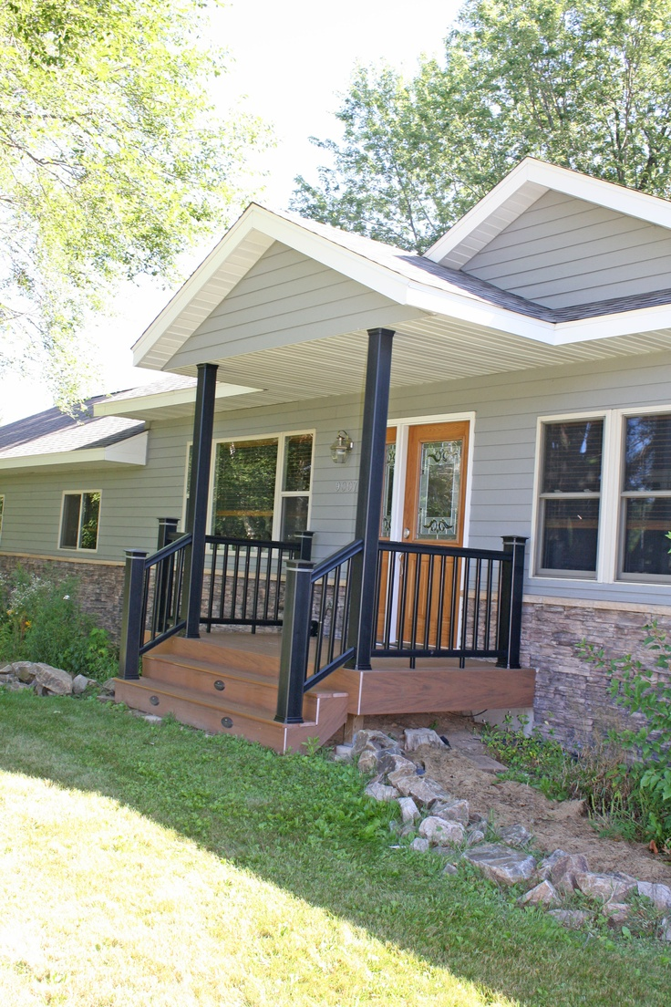 Popular trim colors for white houses - Siding Color Is Diamond Kote Pelican Trim Color Is Diamond Kote White