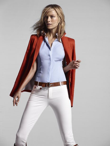 tackroomsandclosets: Perfect casual outfits for ladies out of 2014  Equestrian Massimo Dutti collection. #